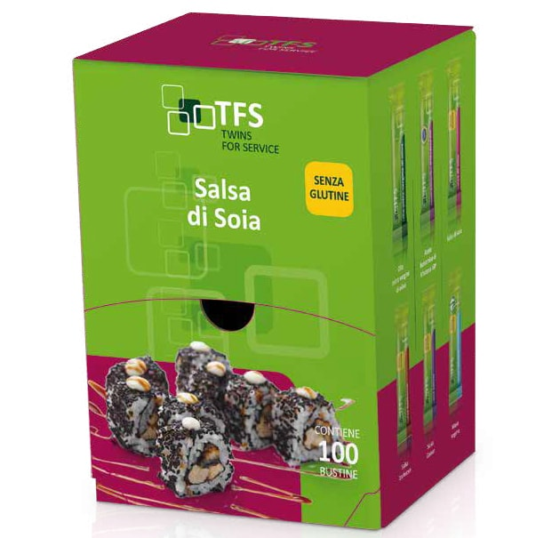 box TFS salsa di soia