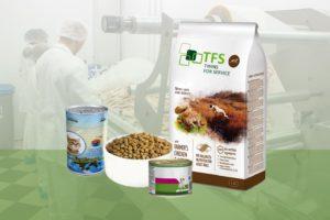tfs confezionamento pet-food