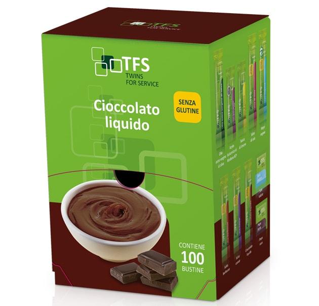 TFS cioccolato liquido