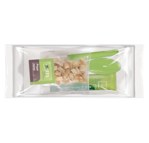 tfs kit tovagliolo-crostini-cucchiaio-olio-pepe
