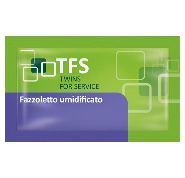tfs salviettina umidificata