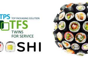 TFS confezionamento sushi