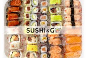 confezionamento sushi